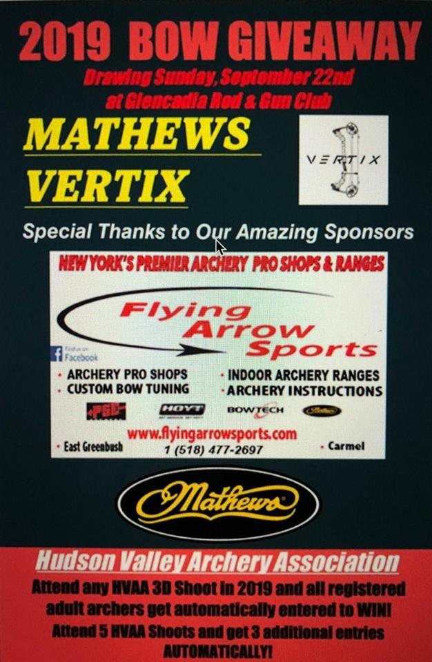Hudson Valley Archery Association - Contests & Raffles